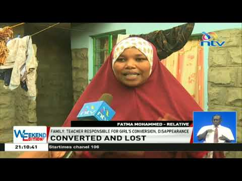 Family in Huruma accuse Eastmat Secondary School teacher of kidnapping their daughter