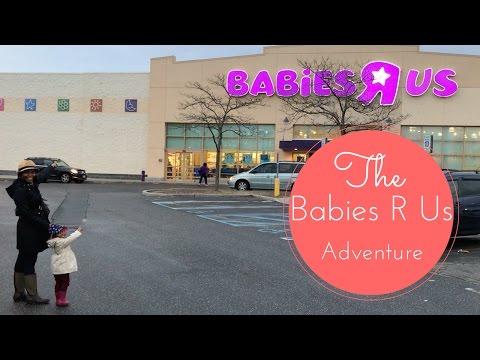 BABIES R US SHOPPING ADVENTURE