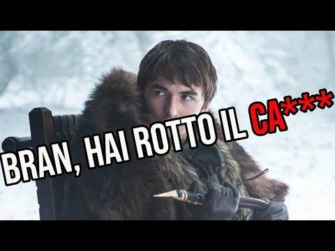 Bran, hai rotto il ca*** [ Game of Thrones S8EP4 ]
