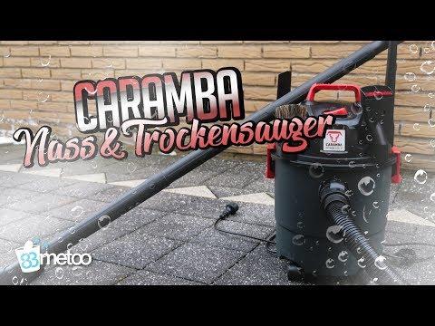 Der beste Autostaubsauger | Caramba Auto 5.0 Nass  Trockensauger im Test