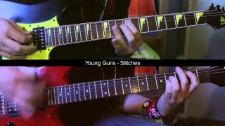 """Young Guns - """"Stitches"""" (Guitar Cover)"""