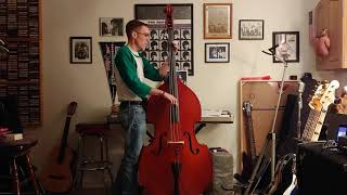 Andy Williams - My Favorite Things (Double Bass Cover)
