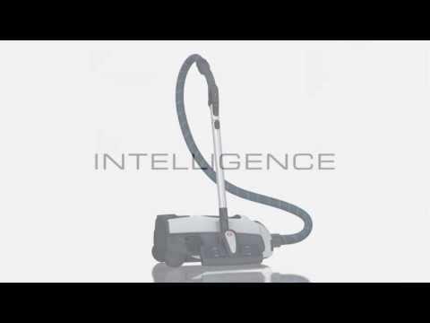 Lux Intelligence - Staubsauger System