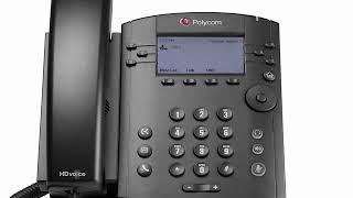 Polycom 310/311: Basic Phone Overview