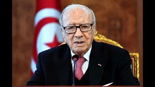Tunisia president dies at 92 - VIDEO