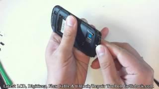 Blackberry Curve 9350 9360 9370 Disassemble