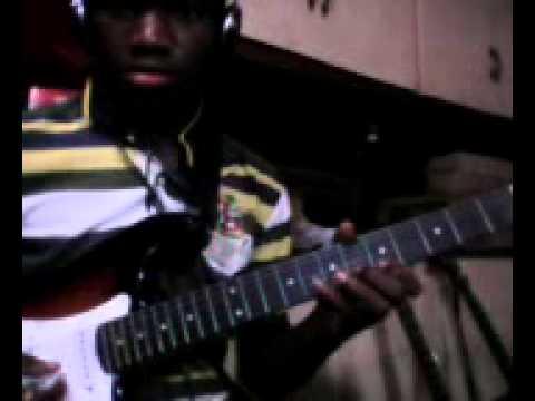 Nigerian highlife on guitar