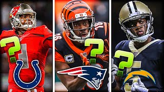 Predicting Where the TOP 25 NFL Free Agents of 2020 Will Land