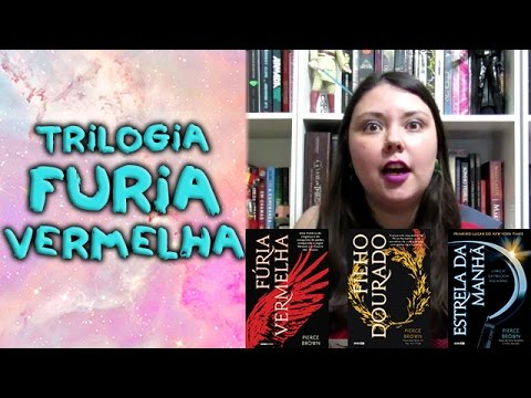 Trilogia Red rising / Fúria Vermelha - Pierce Brown