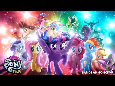 My Little Pony : Le Film Metropolitan Filmexport / Lionsgate / Allspark Pictures / DHX Media