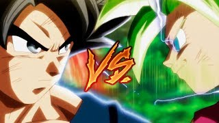 Goku Vs. Kefla「AMV」  Till I Collapse