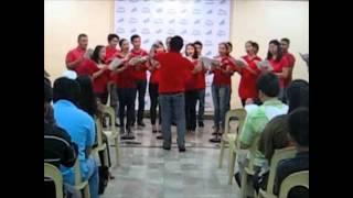 Vocalismo Choral Group (Liwanag ng Pasko - MISA DELGADO Book V)