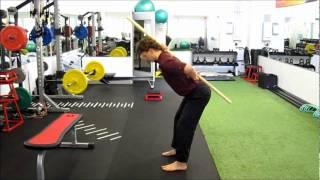 【股関節の機能性・可動性を高める】ヒップヒンジの段階的エクササイズ
