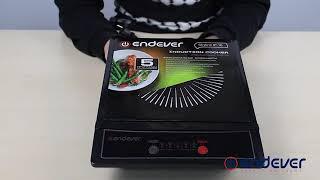 Электроплита индукционная ENDEVER Skyline IP-16 от компании F-Mart - видео