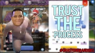 HOW TO +10 REFINE AND 4TH ENCHANT   TRICK REVEALED  RAGNAROK MOBILE SEA [EP3]