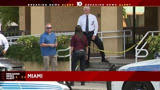 TD Bank robbed in Miami