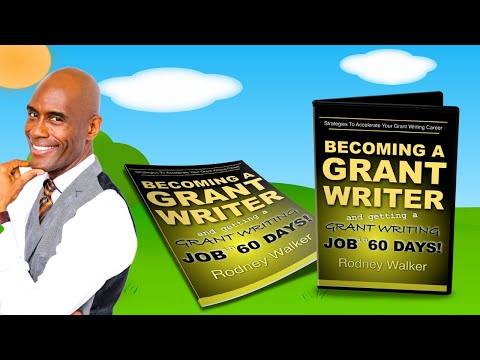 Grant Writing Career | How To Become A Grant Writer & Getting A Job in 60 Days! | Grant Central USA
