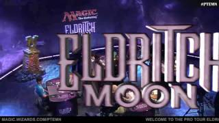 Pro Tour Eldritch Moon Round 1 (Draft): Brian Braun-Duin vs. Kentaro Yamamoto