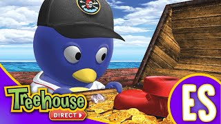 Los Backyardigans: Camparnento Pirata - Ep.58