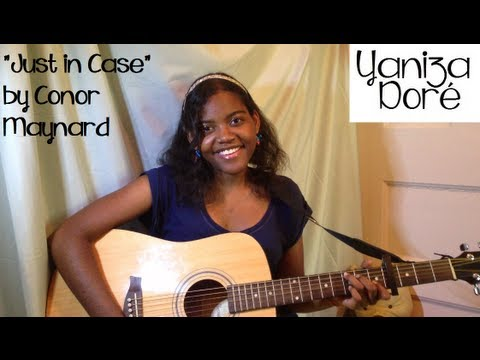 Just in Case - Conor Maynard (Cover by Yaniza Doré)