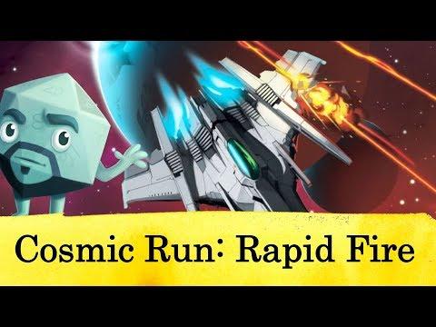 Cosmic Run: Rapid Fire Review - with Zee Garcia