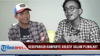 """Dari Baju 'Indonesia Raya' hingga Slogan """"Aku Kancane Gibran Gaes"""", Ini Kampanye Kreatif Gibran"""