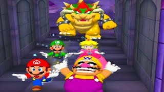 Mario Party Series - Bowser Minigames