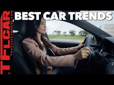 The Best New Trends in Modern Cars and Trucks!
