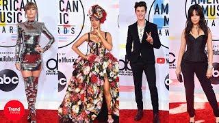 Los mejores y peores vestidos de los American Music Awards 2018!