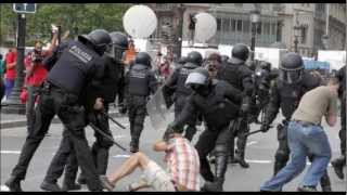 Strike Anywhere Laughter In a Police State (No a la Brutalidad Policial)