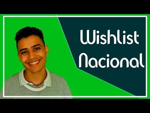Wishlist Nacionais | Patrick