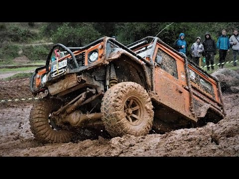 Extreme Off-Road Mud Party | Trial 4x4 Granera 2018 by Jaume Soler