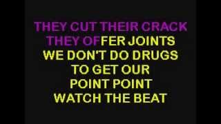 Anthrax - I'M THE MAN(METAL KARAOKE)