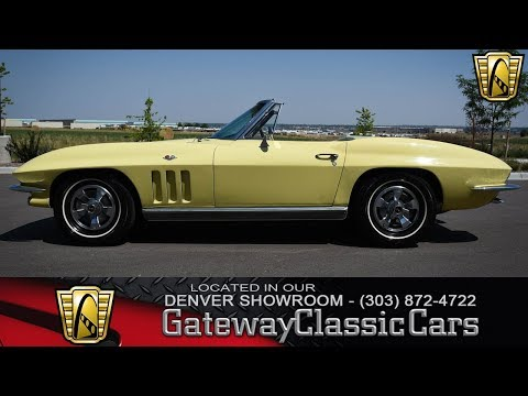 Video of '66 Corvette - LV00