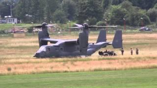 Bell-Boeing V-22 Osprey w Krośnie