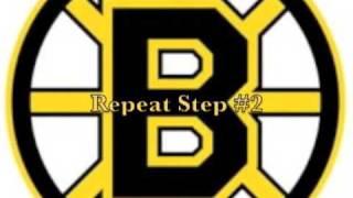 Boston Bruins Rally - Mather Elementary, Dorchester Mass - 05-01-09