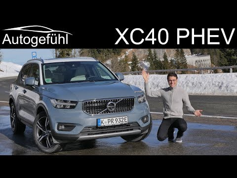 Volvo XC40 T5 Twin Engine FULL REVIEW new PHEV Momentum Pro – Autogefuhl