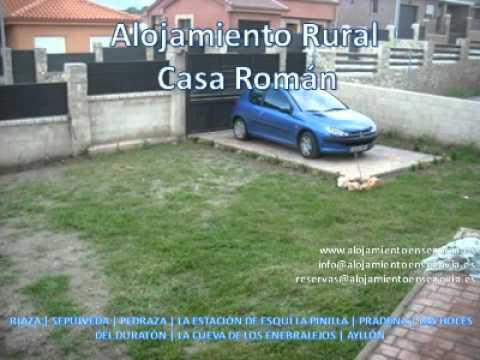 Alojamiento Rural Segovia Casa Roman