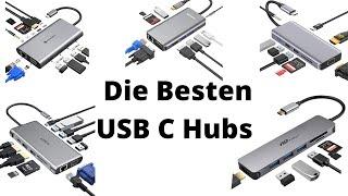 Die Besten USB C Hubs (Deutsch)