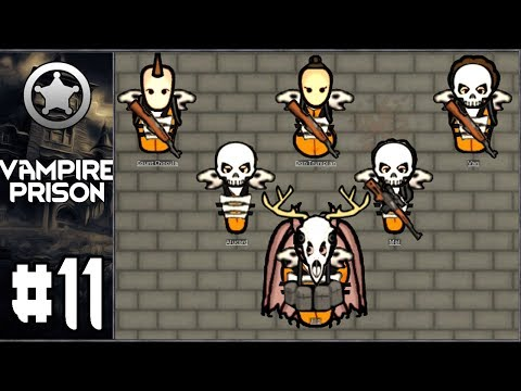 Rimworld: Vampire Prison #11 - Prison Guard (Hardcore Survival Modpack)