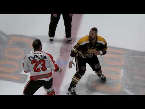 Dave Hamel vs. Thomas Bellemare