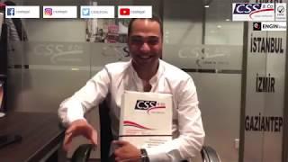 Ankara Anlaşması vizesini CSS Legal ile alan müşteri mutluluğu!