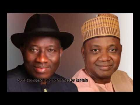 Goodluck Jonathan - Official Goodluck Jonathan campaign song by Kaptain