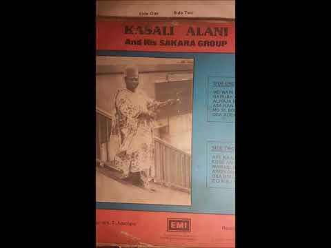KASALI ALANI (JOLLY LAWA) - Ema Pa Irawo Mi