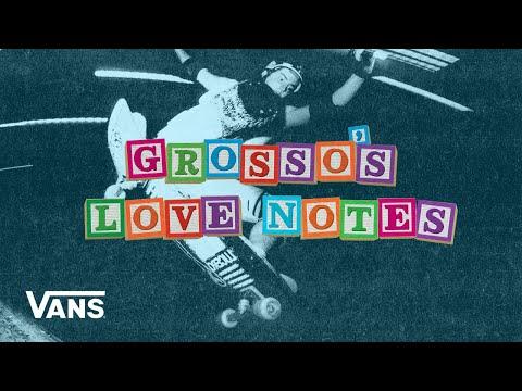 Loveletters Season 10: Black Label Love Note | Jeff Grosso's Loveletters to Skateboarding | VANS
