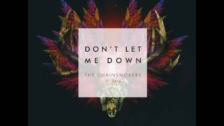 The Chainsmokers feat. Daya - Don't Let Me Down(320)