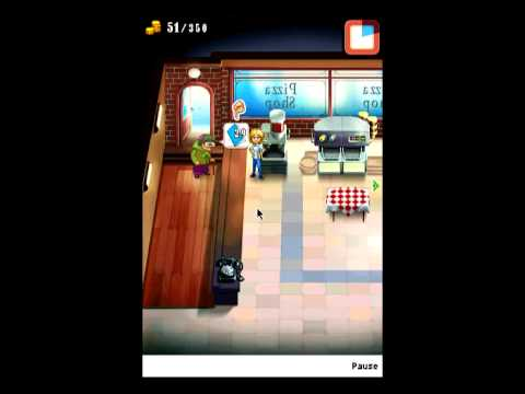 Video of Pizza Shop Mania Free