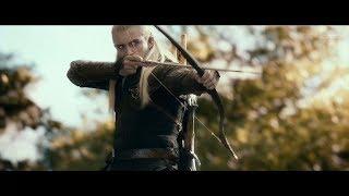 The Hobbit (2013) - Legolas Moments (and Mirkwood Elves Too) [4K]