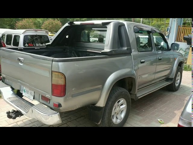 Toyota Hilux Double Cab 2003 for Sale in Islamabad