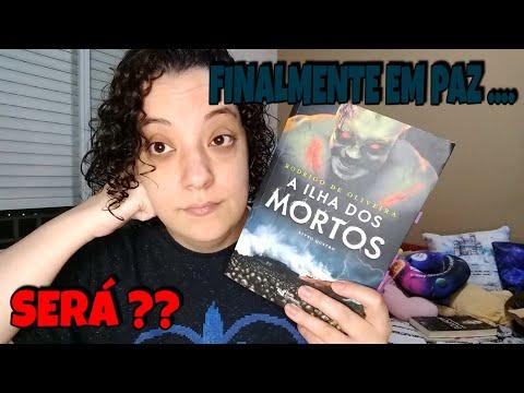 A ILHA DOS MORTOS - RODRIGO DE OLVIERA - RESENHA #FAROEDITORIAL